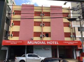 Hotel Photo: Mundial Hotel