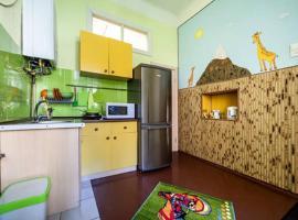 Hotel Photo: Apartment on Sheptytskykh street