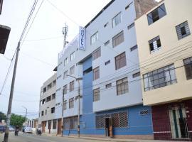 Фотографія готелю: Hotel Jorge Chavez