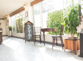 A picture of the hotel: SSIP Boutique Dhevej Bangkok - Adults Only