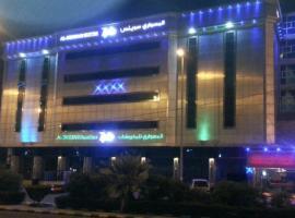 Hotel photo: Almeswari Suites