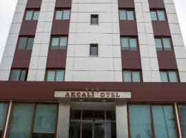 Фотография гостиницы: Akçalı Hotel