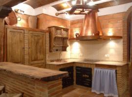 Хотел снимка: Casa rural - piscina climatizada y sauna