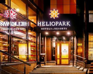 Отель HELIOPARK Cruise