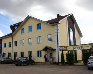 Отель Торжок