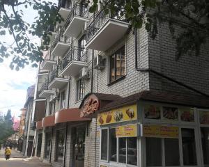 Отель Елизавета