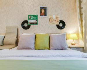 Pastel Apartments on Goncharnaya 11A