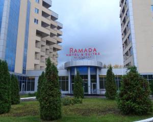 Отель Ramada Hotel & Suites by Wyndham Alabuga