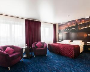 Отель Охтинская