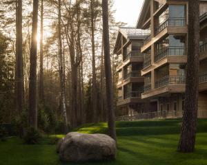 Курортный отель Первая Линия