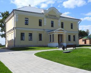 Отель Западная