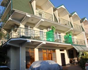Отель Аледо