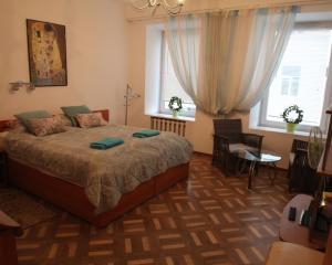 Хостел 4 комнаты