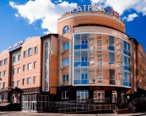 Отель Атриа