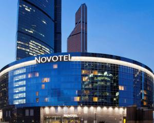 Отель Новотель Москва Сити