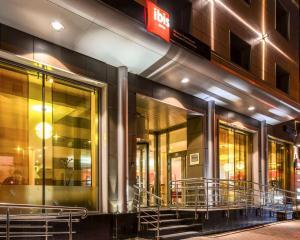 Отель Ибис Москва Павелецкая
