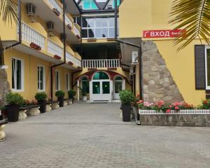 Курортный отель Солнышко