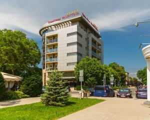 Отель Валентина