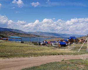 Гостевой дом на Байкале