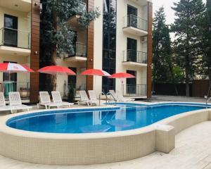 Отель Мадрид Парк 2