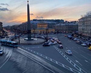 HOSTEL Coriolis Nevsky