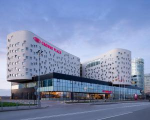 Отель Crowne Plaza Санкт-Петербург Аэропорт