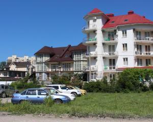 Отель Скарлетт
