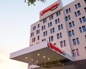 Отель Hampton by Hilton Ufa