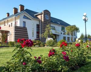 Отель Ольховка