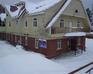Отель Inn Yut+