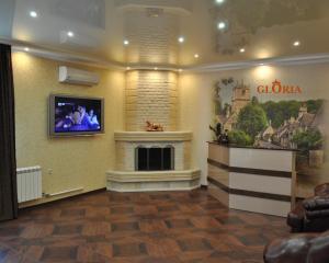 Отель Глория
