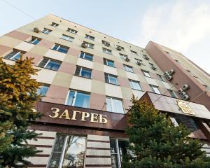 Отель Загреб на Астраханской