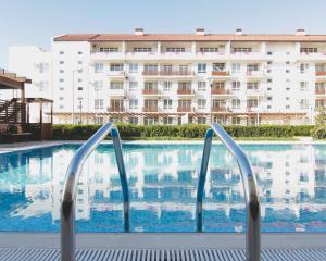 Апартаменты Имертинский на парусной 23