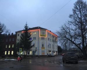 Отель Шелонь