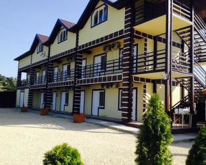 Отель Anapa Resort
