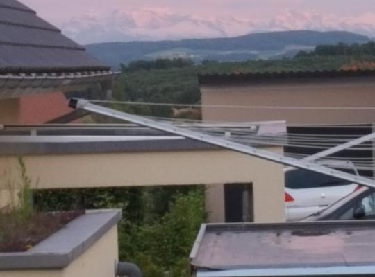Hotellet fotos: Fewo Near Rheinfall