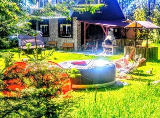 Hotel bilder: Chata Strbianka