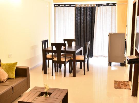 Фотографії готелю: StayEden Service Apartment