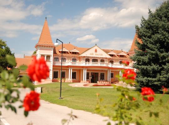 Хотел снимки: Hotel Villa Majur
