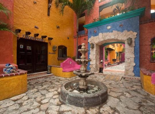Хотел снимки: Hacienda Maria Bonita Hotel