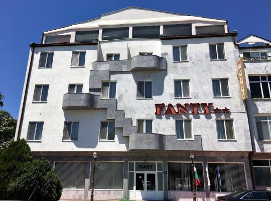 Zdjęcia obiektu: Fanti Hotel