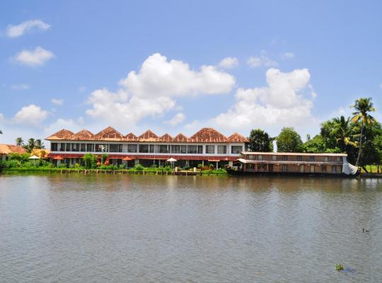 Hotel bilder: Citrus Backwaters and Spa Resort Alleppey