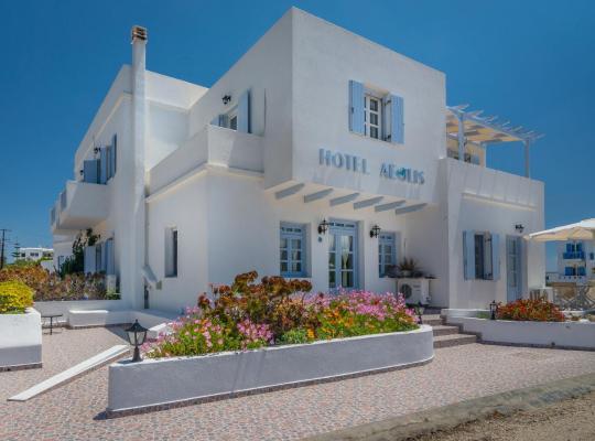 รูปภาพจากโรงแรม: Aeolis Hotel