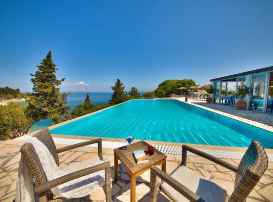 Foto dell'hotel: Glyfada Beach Villas