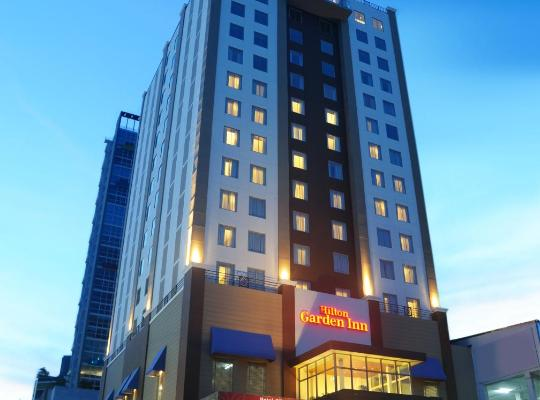 Хотел снимки: Hilton Garden Inn Panama City Downtown