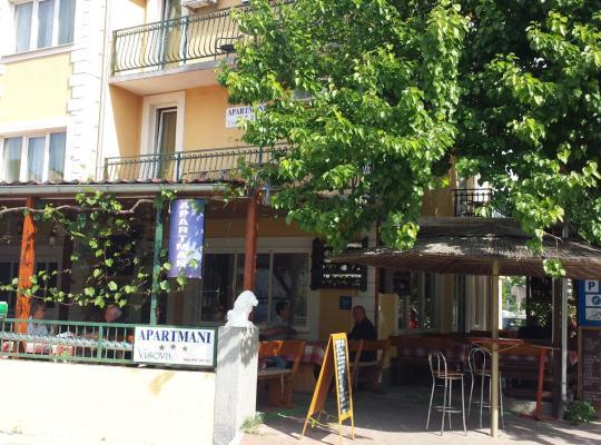 Hotel fotografií: Apartments Visovac