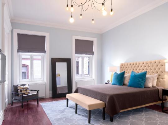 Photos de l'hôtel: Kapital Inn Budapest