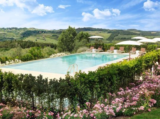 酒店照片: Villa Le Calvane