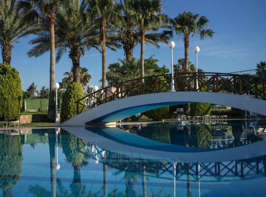 Otel fotoğrafları: Aloe Hotel