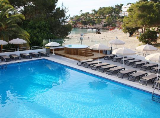 Viesnīcas bildes: Sandos El Greco Beach - Adults Only - All inclusive